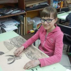 Sukces w II. Ogólnopolskim Konkursie Twórczości Plastycznej Dzieci i Młodzieży w Częstochowie