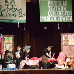 XVIII Powiatowy Przegląd Teatrów Dziecięcych i Młodzieżowych w Tarnogrodzie