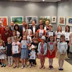 Sukces w Międzynarodowym Festiwalu Sztuki Pięknej 'COLOR ART'