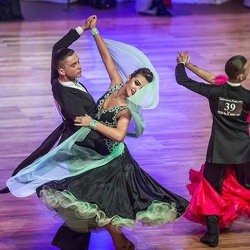 Taneczne ogólnopolskie sukcesy pary z Biłgoraja