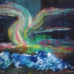 Niebo w Kolorze - spotkanie z zorzą polarną