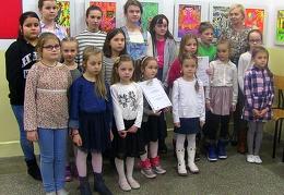 Wystawa w MDK pt. W kolorach karnawału