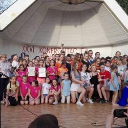 XXVI Konfrontacje Taneczne o Puchar Burmistrza Miasta Lubartowa