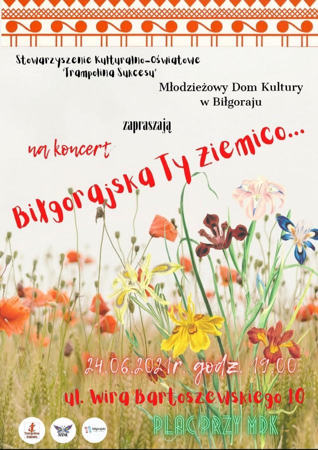 Koncert Biłgorajska Ty Ziemico