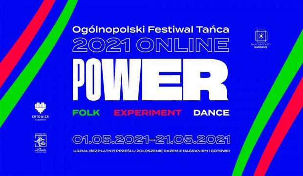 Sukcesy naszych wychowanków w Ogólnopolskim Festiwalu Tańca POWER 2021 w Katowicach