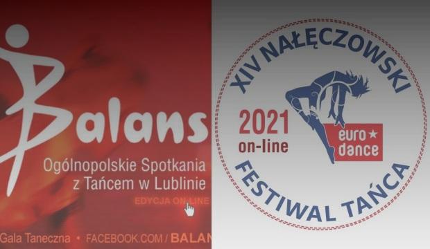 Sukcesy taneczne - Balans w Lublinie oraz Euro Dance w Nałęczowie
